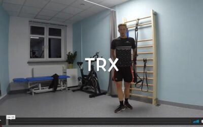 TRX, trening w domu
